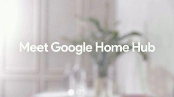 Google Home Hub TV Spot, 'A Glance' Song by Jacqueline Taïeb - Thumbnail 4