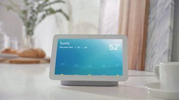 Google Home Hub TV Spot, 'A Glance' Song by Jacqueline Taïeb - Thumbnail 5