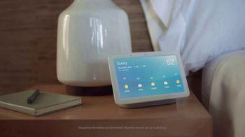 Google Home Hub TV Spot, 'A Glance: Cutdown' Song by Jacqueline Taïeb - Thumbnail 8