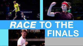 Tennis Channel Plus TV Spot, 'ATP Vienna & Basel'