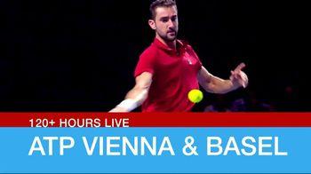 Tennis Channel Plus TV Spot, 'ATP Vienna & Basel' - Thumbnail 4