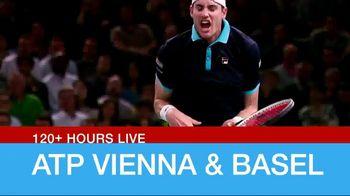 Tennis Channel Plus TV Spot, 'ATP Vienna & Basel' - Thumbnail 5