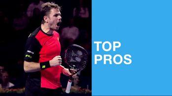 Tennis Channel Plus TV Spot, 'ATP Vienna & Basel' - Thumbnail 8