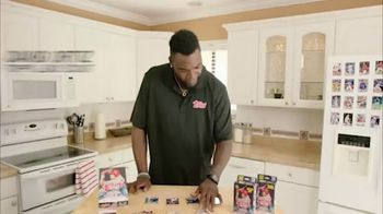 Topps Cards TV Spot, 'Slow Motion' Featuring David Ortiz - Thumbnail 1