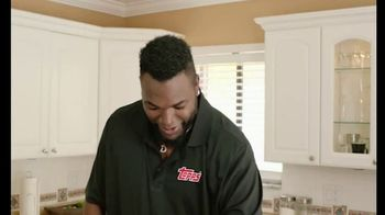 Topps Cards TV Spot, 'Slow Motion' Featuring David Ortiz - Thumbnail 2