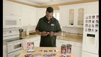 Topps Cards TV Spot, 'Slow Motion' Featuring David Ortiz - Thumbnail 3