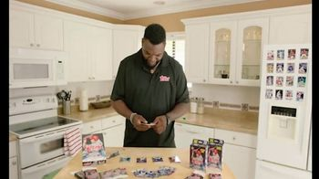 Topps Cards TV Spot, 'Slow Motion' Featuring David Ortiz - Thumbnail 4
