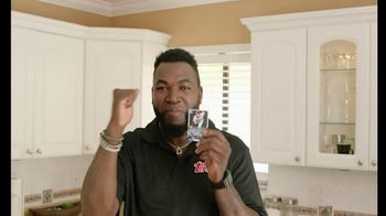 Topps Cards TV Spot, 'Slow Motion' Featuring David Ortiz - Thumbnail 5