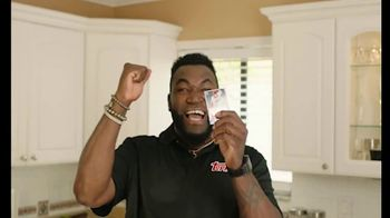 Topps Cards TV Spot, 'Slow Motion' Featuring David Ortiz - 6 commercial airings