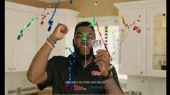 Topps Cards TV Spot, 'Slow Motion' Featuring David Ortiz - Thumbnail 9