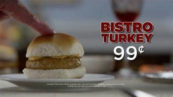 White Castle TV Spot, 'Turkey Time' - Thumbnail 6