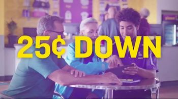 Planet Fitness TV Spot, \'Your Happy Pace: 25 Cents Down\'