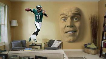Fathead TV Spot, 'Talking Walls (NFL Edition)'