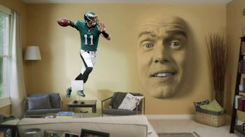 Fathead TV Spot, 'Talking Walls (NFL Edition)'