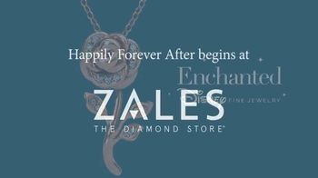 Zales Enchanted Disney Fine Jewelry TV Spot, 'Belle' - Thumbnail 9