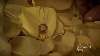 Zales Enchanted Disney Fine Jewelry TV Spot, 'Belle' - Thumbnail 4