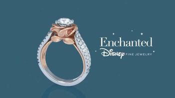 Zales Enchanted Disney Fine Jewelry TV Spot, 'Belle' - Thumbnail 6