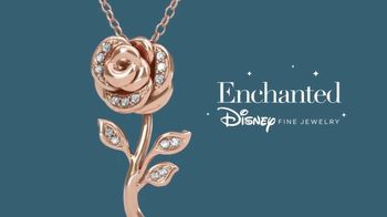 Zales Enchanted Disney Fine Jewelry TV Spot, 'Belle' - Thumbnail 8
