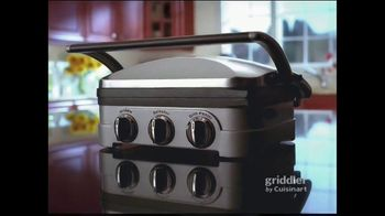 Cuisinart Griddler TV Spot, 'Great Meals in 15 Minutes'