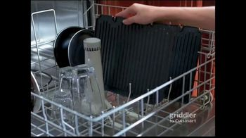 Cuisinart Griddler TV Spot, 'Great Meals in 15 Minutes' - Thumbnail 8