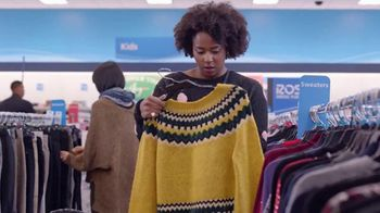 Ross TV Spot, 'Perfect Sweater'