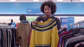 Ross TV Spot, 'Perfect Sweater' - Thumbnail 4