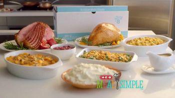 H-E-B Meal Simple TV Spot, 'Holiday Magic Friendsgiving' - Thumbnail 9