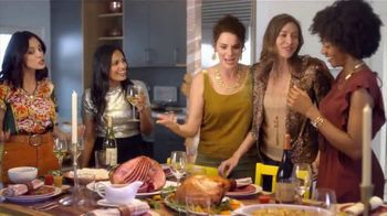 H-E-B Meal Simple TV Spot, 'Holiday Magic Friendsgiving'
