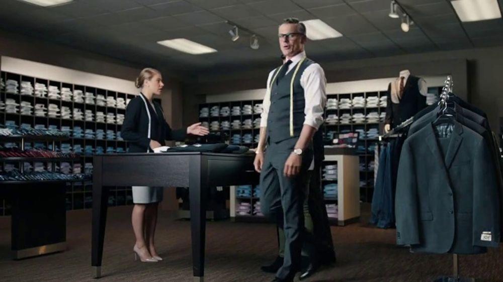 Men's Wearhouse TV Spot. 'Movember: Select Designer Suits'