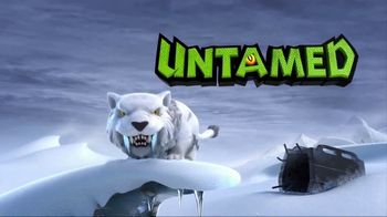 Untamed TV Spot, \'Sabertooths: Beware of Their Bite\'