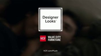 Value City Furniture TV Spot, 'Designer Looks: The Plush Collection' - Thumbnail 10