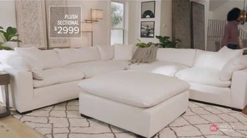 Value City Furniture TV Spot, 'Designer Looks: The Plush Collection' - Thumbnail 8