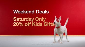 Target TV Spot, \'Weekend Deals: Kids Gifts\'