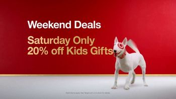 Target TV Spot, 'Weekend Deals: Kids Gifts' - Thumbnail 3