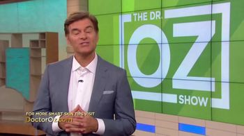 Eucerin TV Spot, 'Dr. Oz Smart Skin Series: Rough, Bumpy Skin' - Thumbnail 10