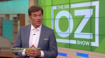 Eucerin TV Spot, 'Dr. Oz Smart Skin Series: Rough, Bumpy Skin' - Thumbnail 8