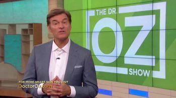 Eucerin TV Spot, 'Dr. Oz Smart Skin Series: Rough, Bumpy Skin' - Thumbnail 9