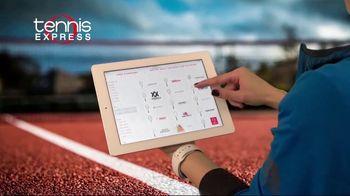 Tennis Express TV Spot, 'Racquet Savings'