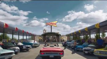 Sonic Drive-In Quarter Pound Double Stack TV Spot, 'Meltdown' - Thumbnail 1