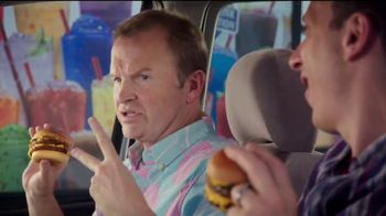 Sonic Drive-In Quarter Pound Double Stack TV Spot, 'Meltdown' - Thumbnail 3