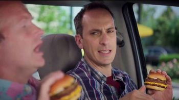Sonic Drive-In Quarter Pound Double Stack TV Spot, 'Meltdown' - Thumbnail 4