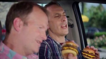 Sonic Drive-In Quarter Pound Double Stack TV Spot, 'Meltdown' - Thumbnail 5