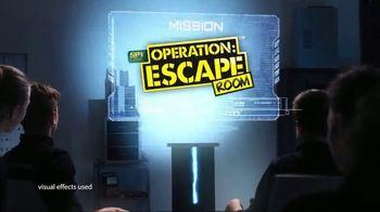 Operation Escape Room TV Spot, 'Beat the Clock'