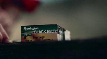 Remington Golden Saber Black Belt TV Spot, 'Supreme Control' - Thumbnail 1