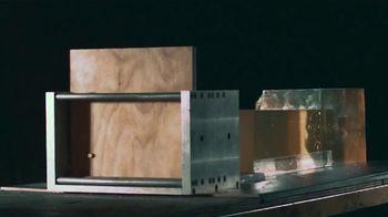 Remington Golden Saber Black Belt TV Spot, 'Supreme Control'