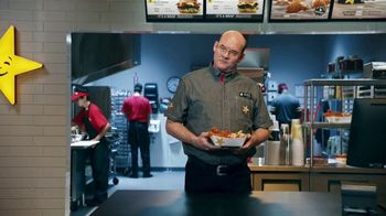Hardee's Hand-Breaded Chicken Tenders TV Spot, 'The Right Way' Featuring David Koechner