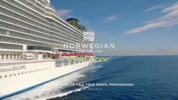 Norwegian Cruise Lines TV Spot, 'Just a Ship Away' - Thumbnail 10