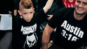 WWE Shop TV Spot, 'Explore Our Universe: $15 Tees' Song by American Gentlemen - Thumbnail 5