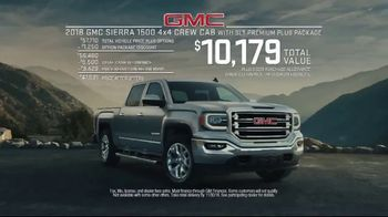 2018 GMC Sierra TV Spot, 'Real Truck' [T2] - Thumbnail 10