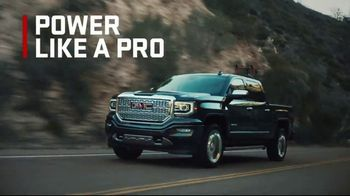 2018 GMC Sierra TV Spot, 'Real Truck' [T2] - Thumbnail 6